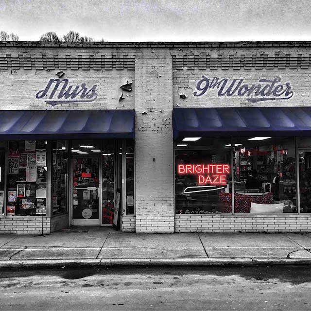 Murs & 9th Wonder - Brighter Daze