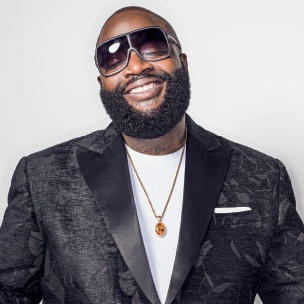 Rick Ross Hosts 8th Annual Toy Giveaway