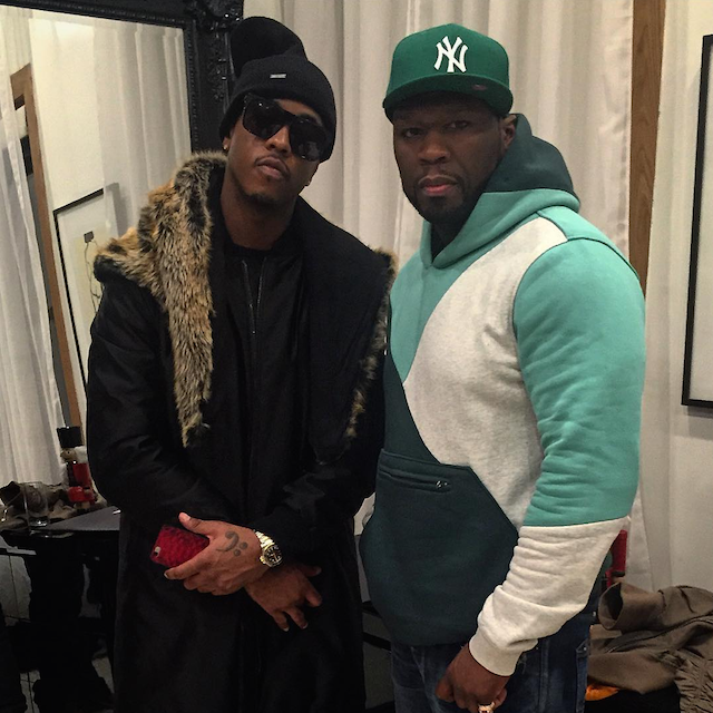 "50 Cent Blasts Def Jam Regarding Jeremih's ""Late Nights: The Album"" Release"