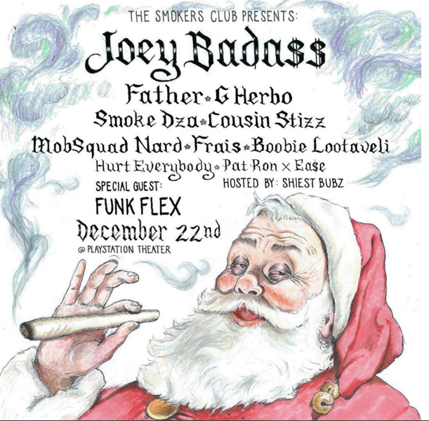 Win Tickets To See Joey Bada$$, Father, G Herbo & More On Smoker's Club Tour