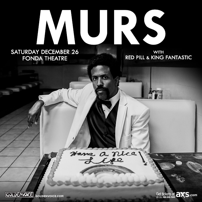 Murs Ticket Giveaway
