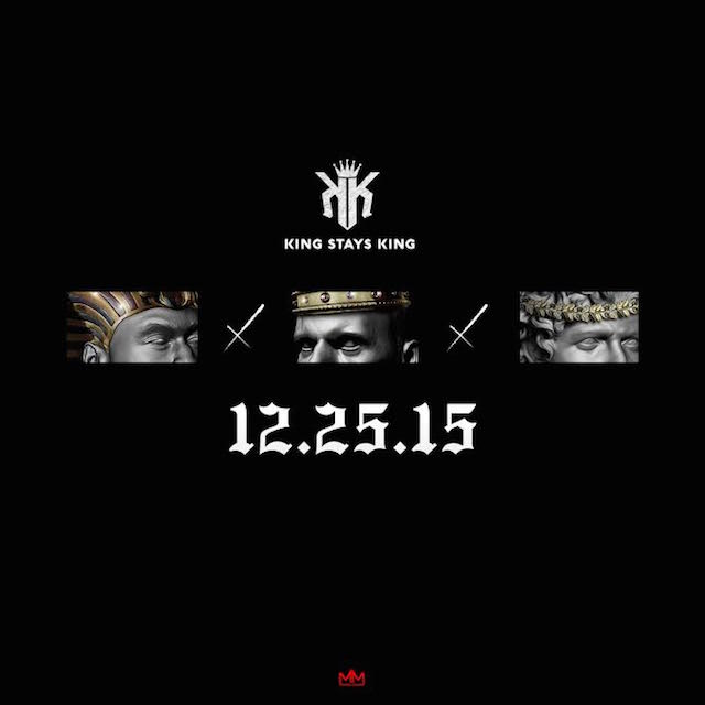 """Timbaland """"King Stays King"""" Mixtape Stream, Cover Art & Tracklist Featuring Aaliyah"""