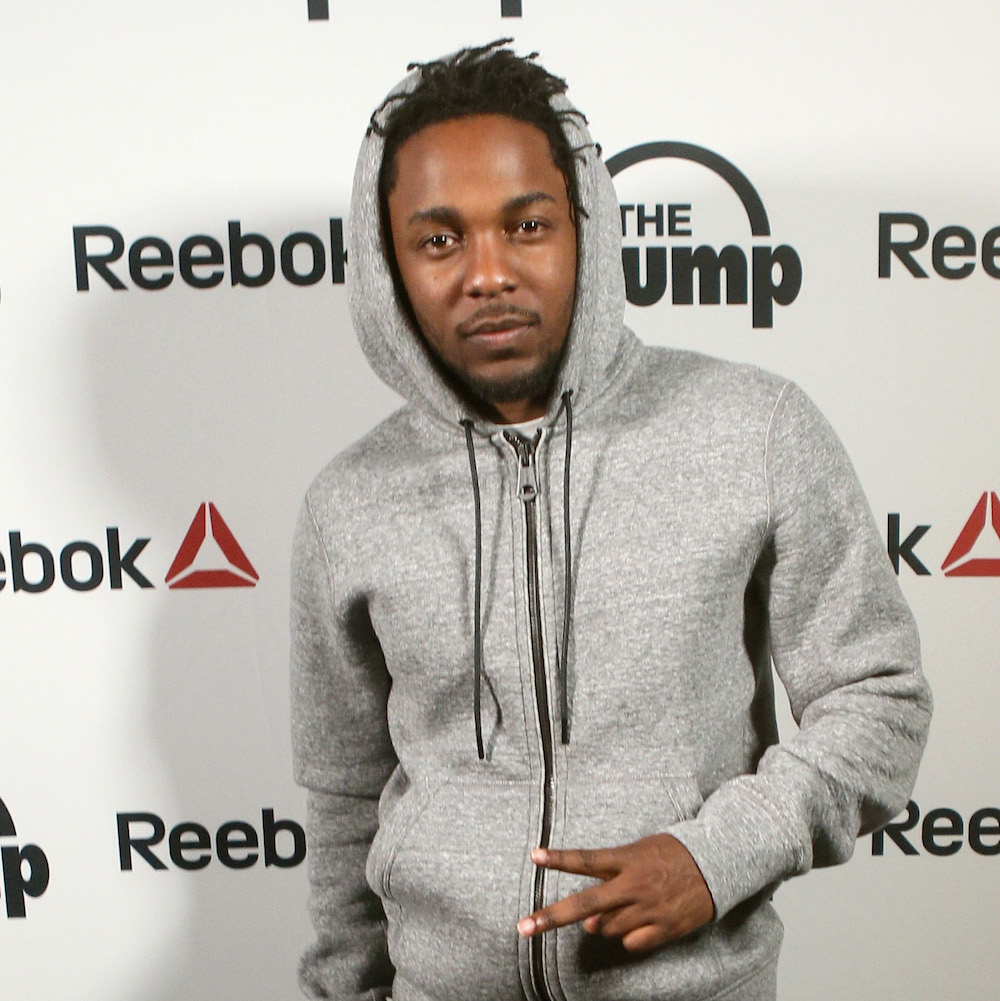Kendrick Lamar's Reebok Classic Shoe Collaboration Unveiled