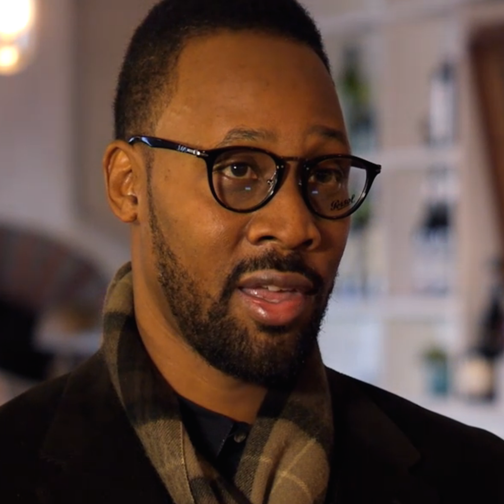 RZA Thinks Black Youth Should Stop Scaring Cops
