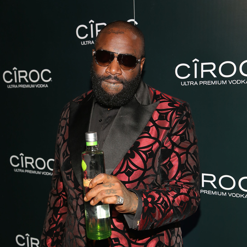 """Rick Ross Explains Donald Trump Lyric That Reportedly Got """"Black Market"""" Pulled From Wal-Mart"""