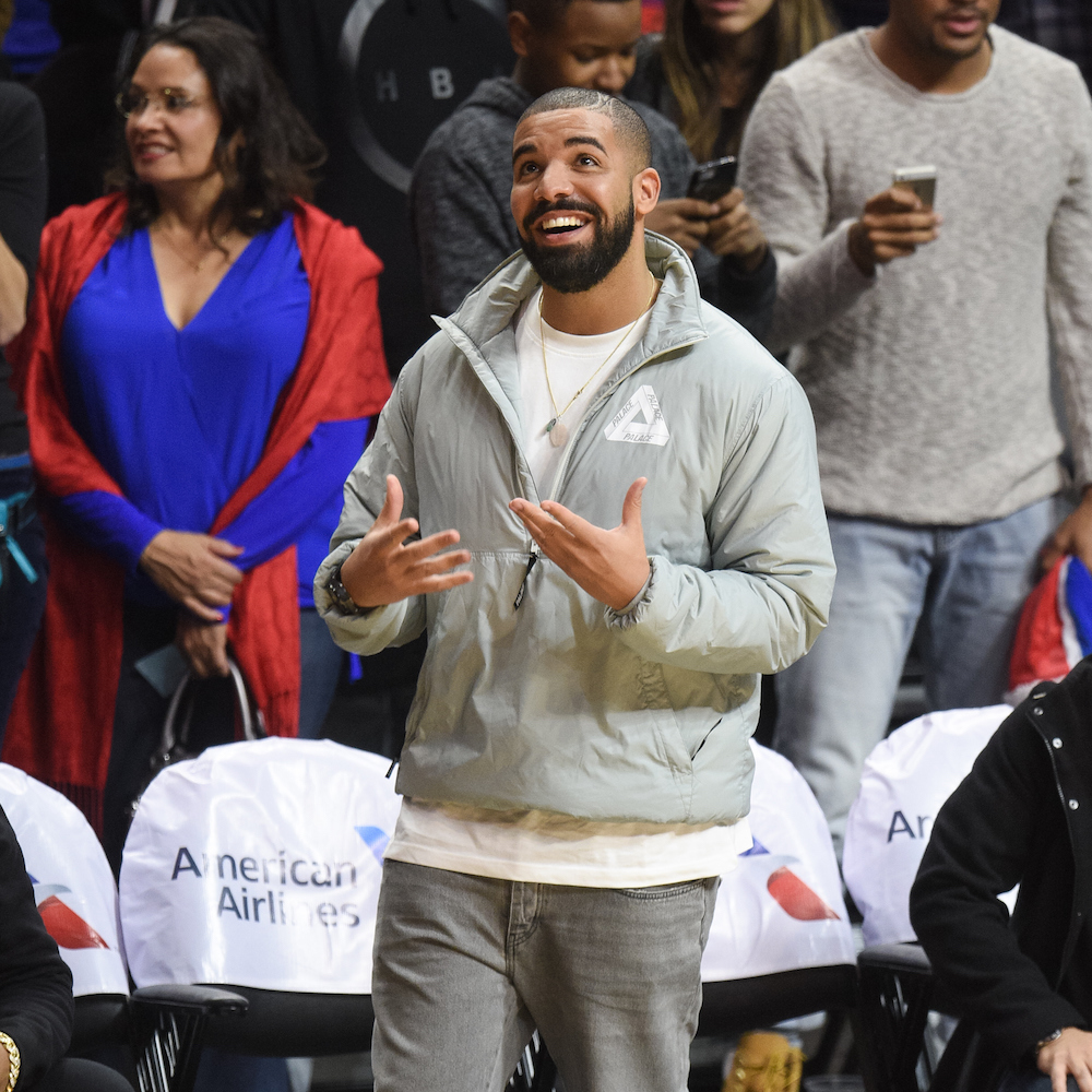 Drake To Coach Team Canada Against Kevin Hart's Team USA At NBA All-Star Celebrity Game