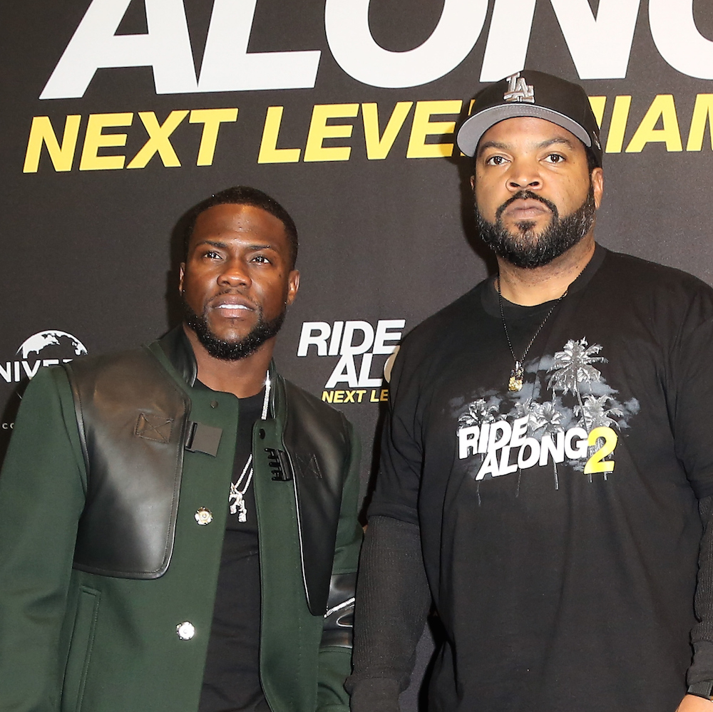 """Ice Cube's """"Ride Along 2"""" To Top Box Office In Opening Weekend"""
