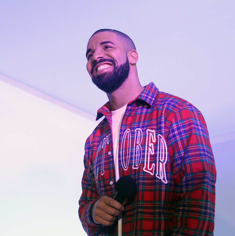 """Drake Gives Shoutout To His Uncle Sampled On Kanye West's """"No More Parties In L.A."""""""