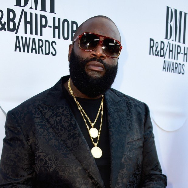 """Rick Ross """"Excited"""" To Reunite With L.A. Reid At Epic Records"""