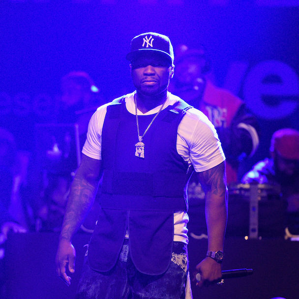 """Instagram Flexin' (Beef Edition): 50 Cent Says He Needs No Protection; Claims He """"Wiped Out"""" Murder Inc."""