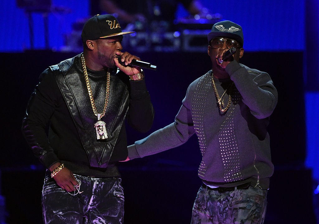 Tony Yayo Joins 50 Cent's Instagram Bashing Of Meek Mill