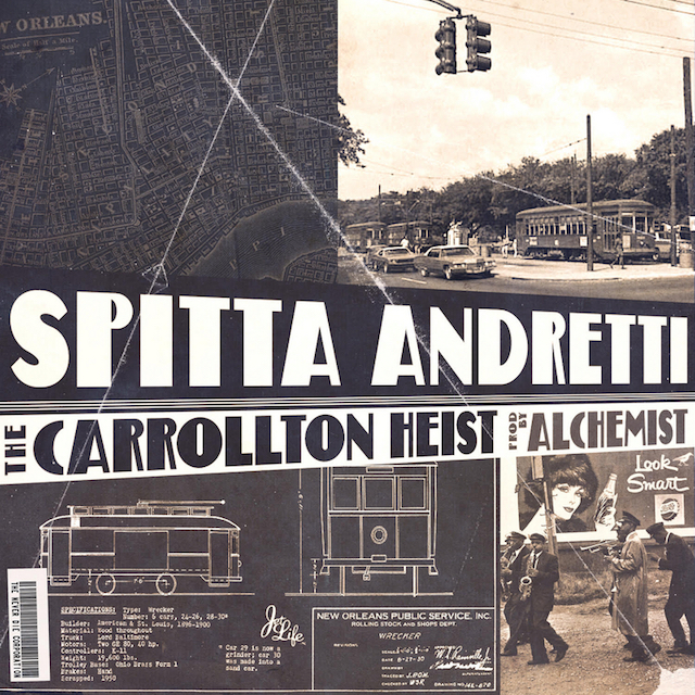 Curren$y and Alchemist Carrollton Heist