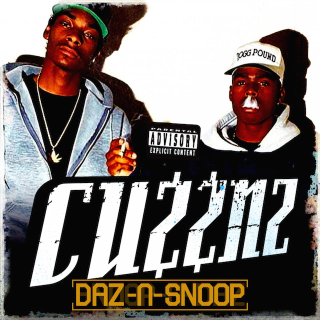 "Daz-N-Snoop ""Cuzznz"" Album Stream, Cover Art & Tracklist"