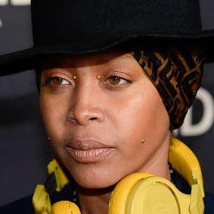 """Erykah Badu Remixes Kanye West's """"Real Friends"""" With """"Trill Friends"""""""