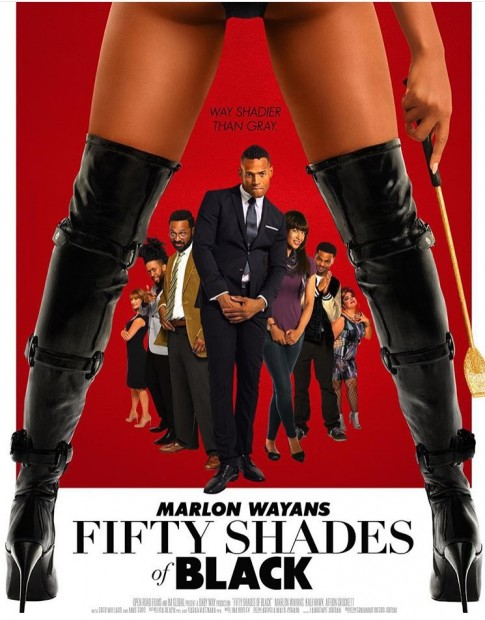 """Fifty Shades of Black"" LA Premiere Ticket Giveaway!"