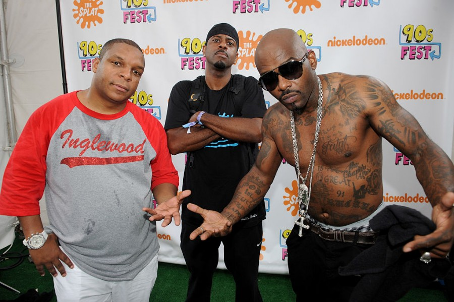 Naughty By Nature Launch Kickstarter For 25th Anniversary Album