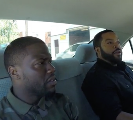 Ice Cube, Kevin Hart & Conan O'Brien Help A Student Driver