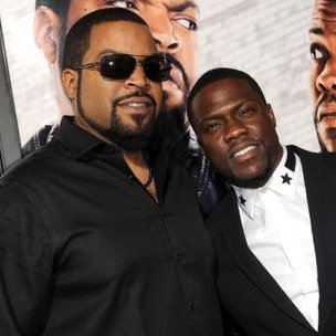 """Ice Cube & Kevin Hart Appear On """"The Bachelor"""""""