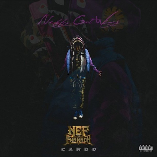 "NEF The Pharaoh ""Neffy Got Wings"" Mixtape Stream, Cover Art & Tracklist"