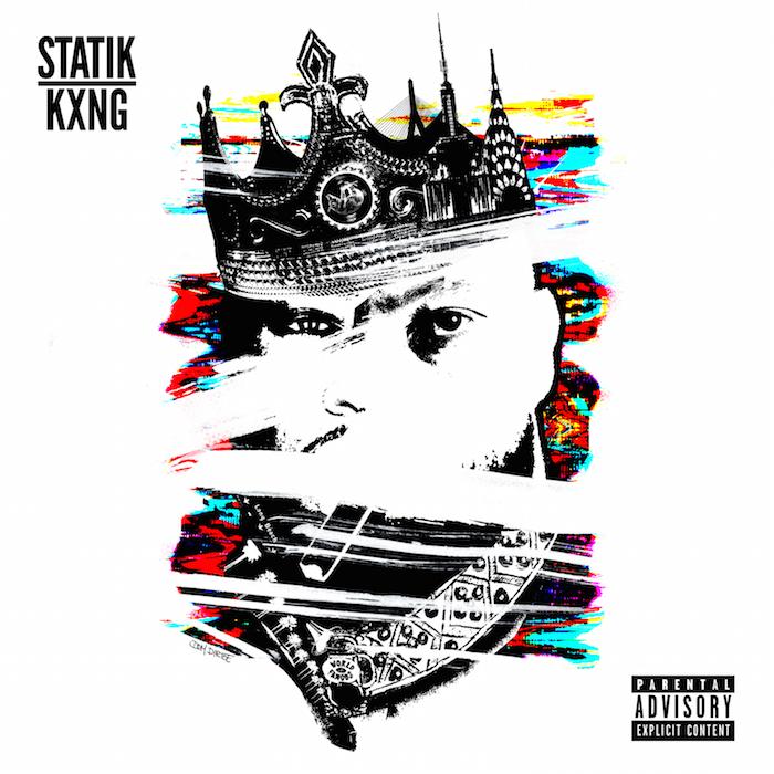"Statik Selektah & KXNG Crooked a.k.a. ""Statik KXNG"" Album Stream, Cover Art & Tracklist"