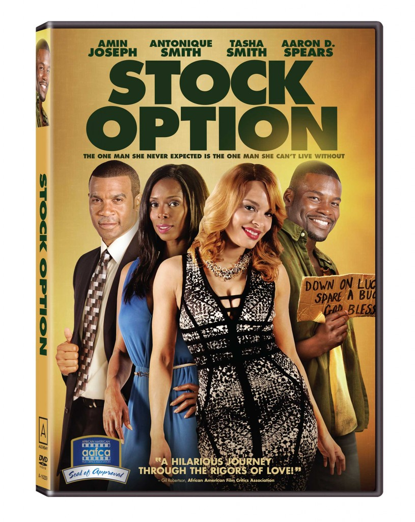 Stock Option DVD Giveaway