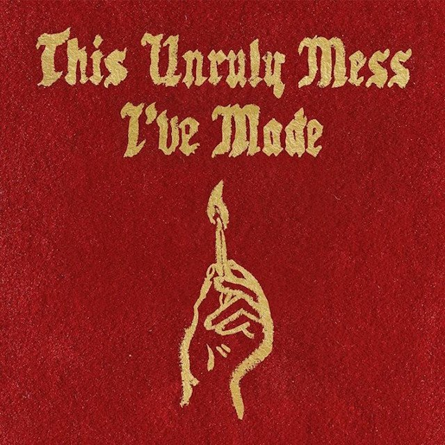 macklemore Ryan Lewis this unruly mess ive made Cover
