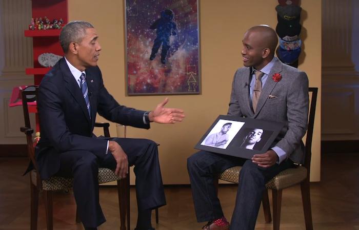 President Obama Sides With Kendrick Lamar In Rap Battle Vs. Drake