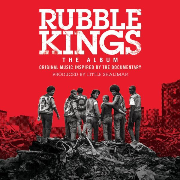 "Adult Swim x Mass Appeal ""Rubble Kings: The Album"" Stream, Cover Art, Tracklist & Download"