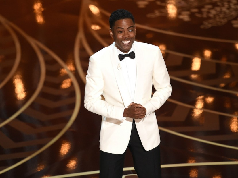 Chris Rock Addresses Diversity Controversy In Oscars Monologue