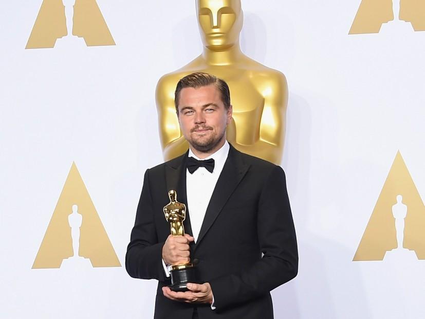 Kanye West, Tyler The Creator & Fabolous Congratulate Leonardo DiCaprio On Oscar Win