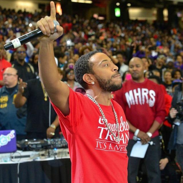 2016 HBOB Ludacris