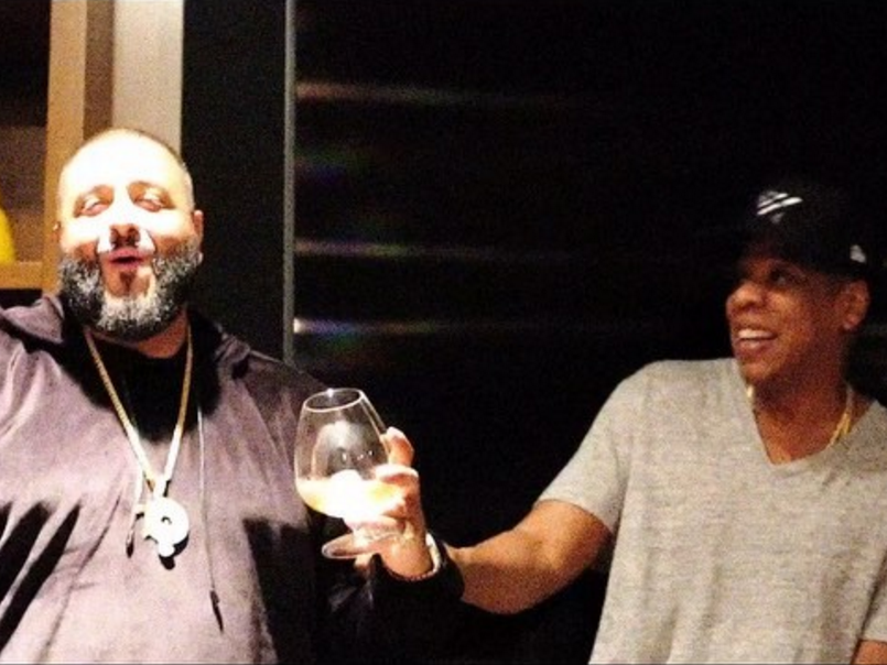 Jay Z Signs DJ Khaled To Roc Nation
