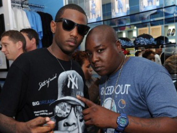 Fabolous Announces Mixtape With Jadakiss
