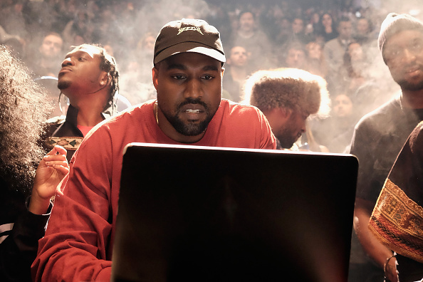 "Kanye West ""Fighting"" To Become Adidas Creative Director"