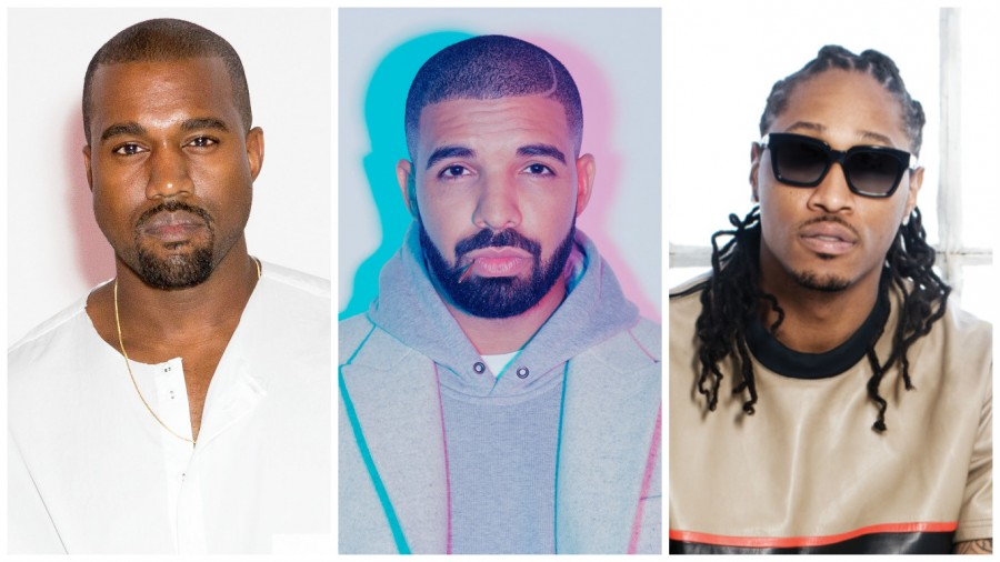 Kanye West Announces New Music With Drake & Future Coming Soon