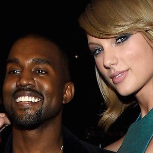Taylor Swift Fires Back At Kanye West During Grammy Acceptance Speech