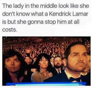 Kendrick-Lamar-Grammy-Performance-White-Folks-Memes