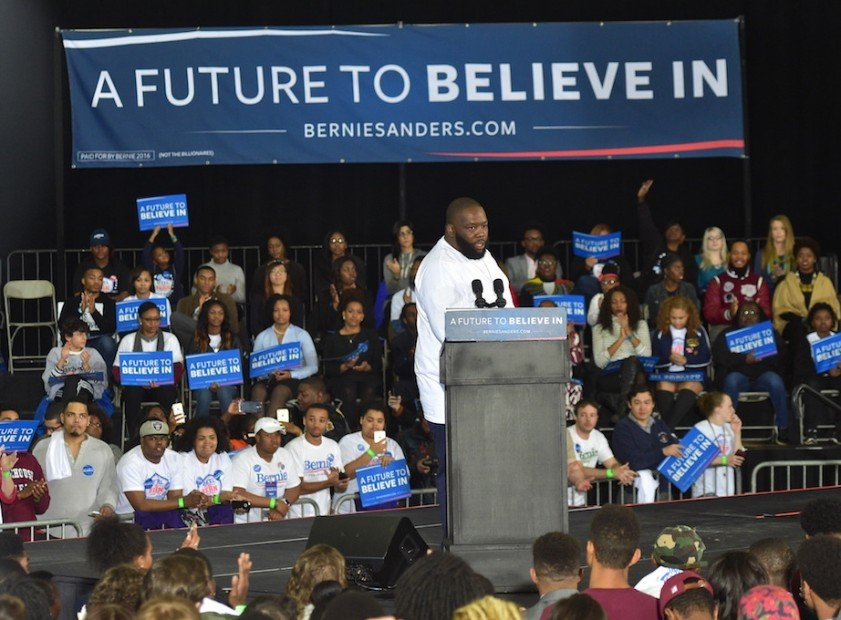 Hip Hop's Presence In The 2016 Democratic Primaries Is More Than Politics As Usual