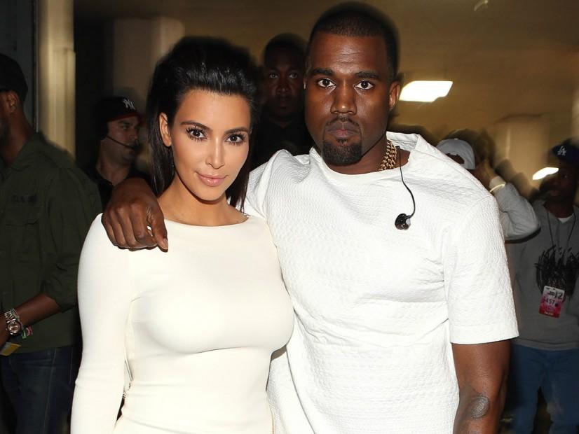 Kim Kardashian Reaffirms Love For Kanye West