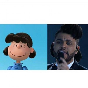 Lucy-Peanuts-The-Weeknd-Grammys-Memes