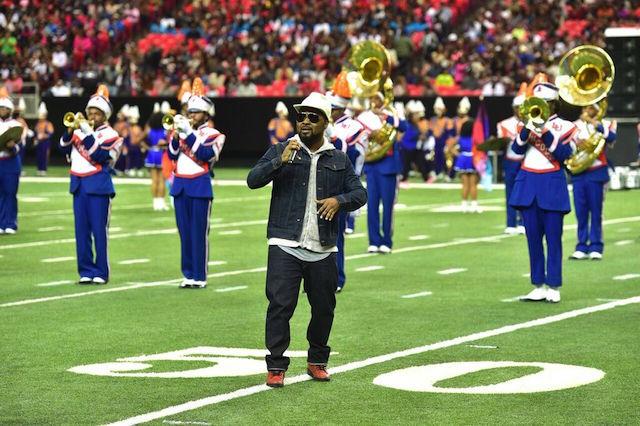 Musiq Soulchild 2016 Honda Battle Of The Bands