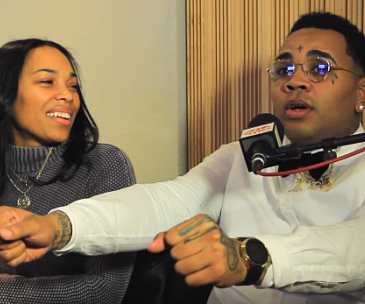 """Kevin Gates & Wife Share """"Freakiest"""" Sexual Escapade"""