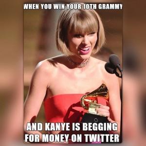Taylor-Swift-Kanye-West-Grammys-Memes
