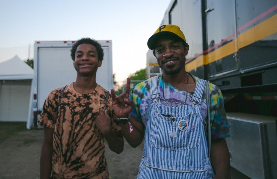 Andre 3000 Evaluates His Son's Lyrical Talent | HipHopDX