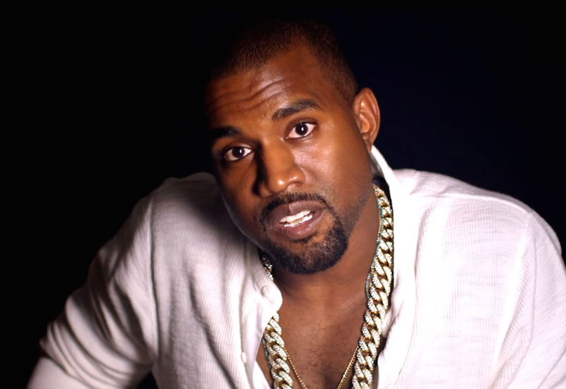 Kanye West Announces Plan To Release Three Albums A Year