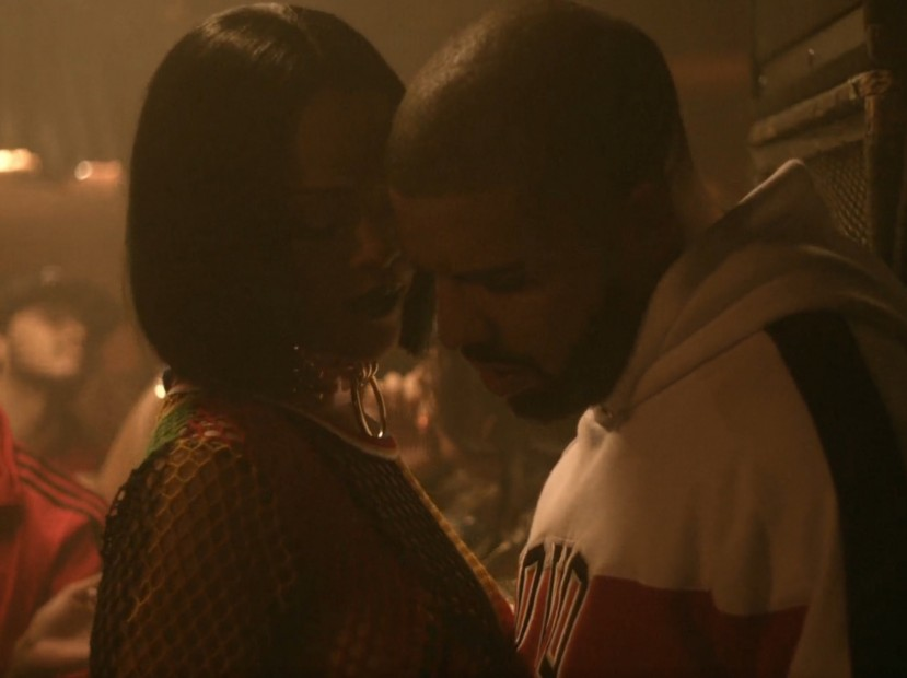 Drake Fuels Speculation After Signing Rihanna's FADER Cover With A Heart