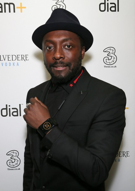 will.i.am's Latest Technological Focus: A SmartWatch