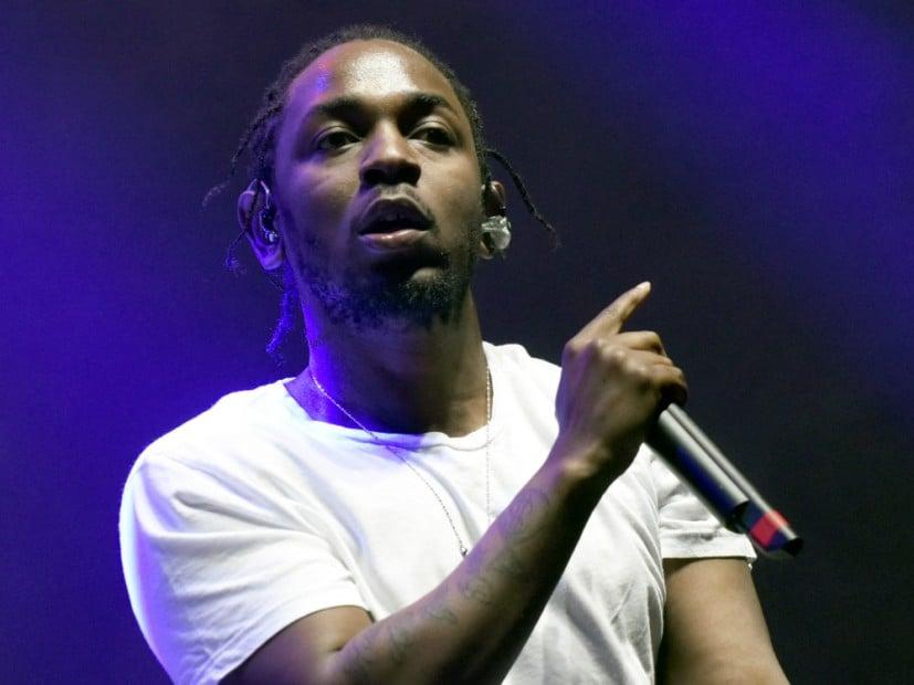 Kendrick Lamar Filmed Possibly Making New Music