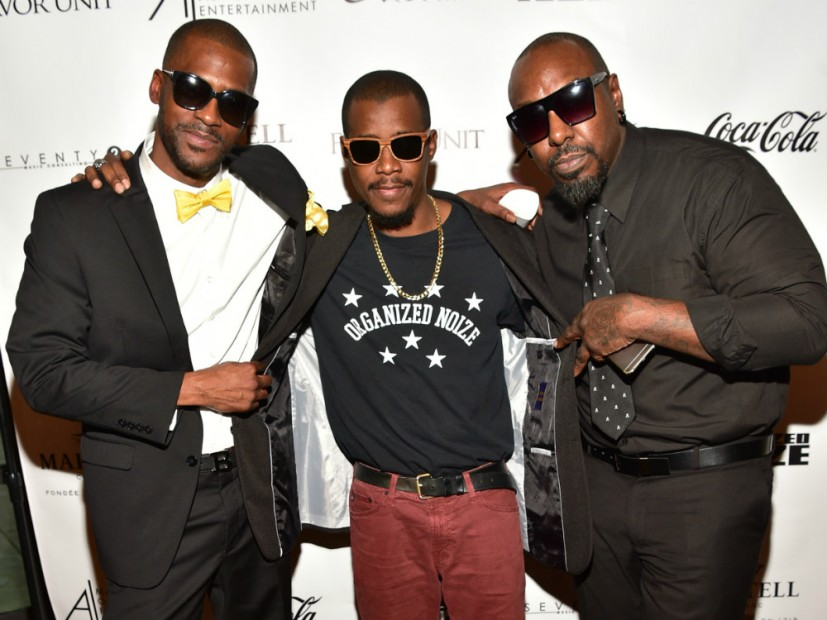 Organized Noize Given Key To City Of Atlanta