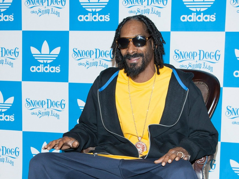 Snoop Dogg Partners With adidas For Money Cleat